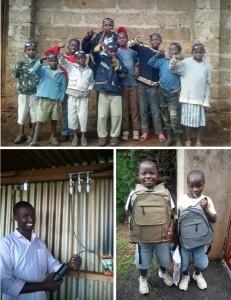 community orphanages