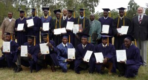 Mount Kenya Baptist Bible Institute Graduates